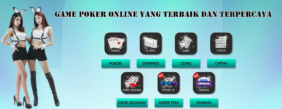 Game Poker Online Yang Terbaik Dan Terpercaya